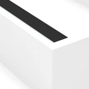 Aluminium stair inserts