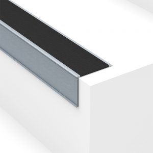 Aluminium stair nosing - General Purpose